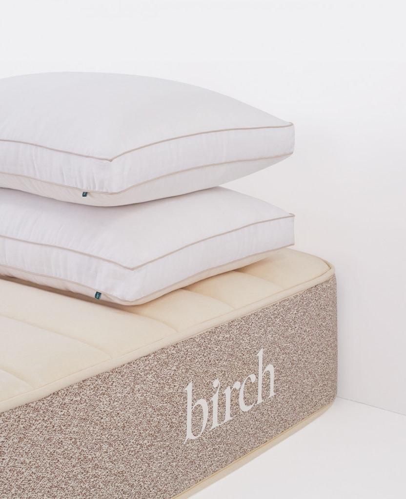 birch pillows natural review