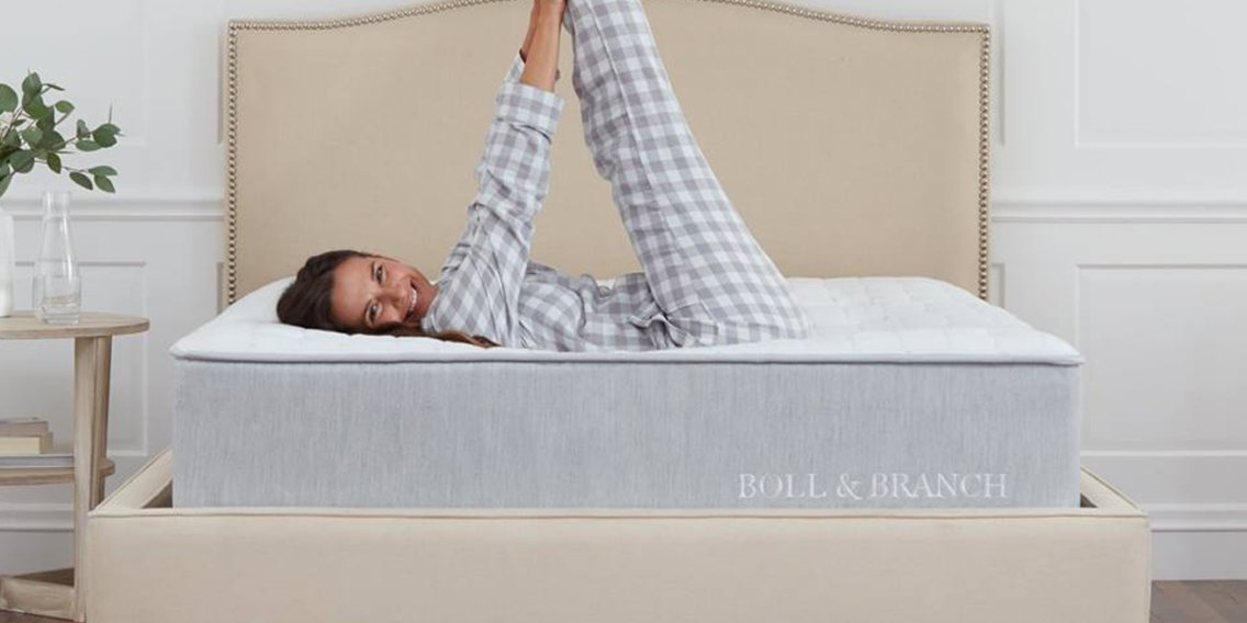 boll and branch mattress comfort
