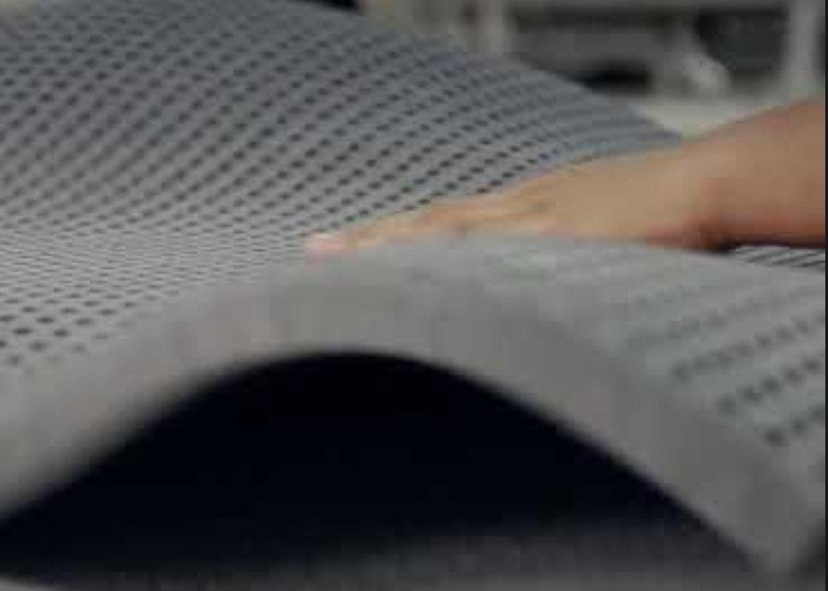 graphite infused latex
