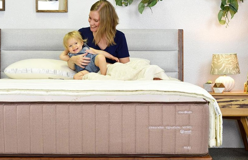 alexander signature series flippable mattress review