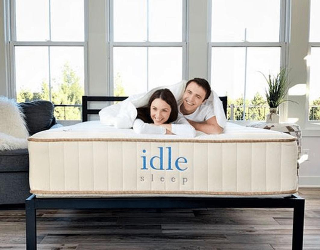 idle sleep dunlop latex mattress