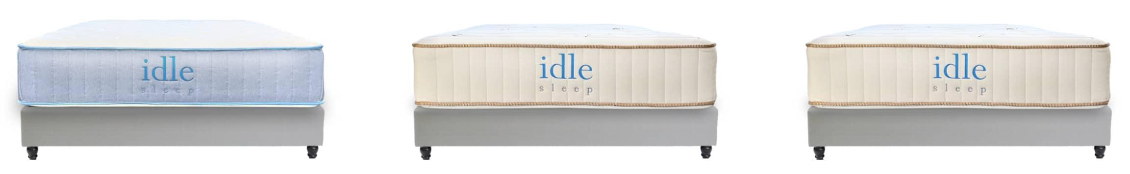 idle sleep mattresses review