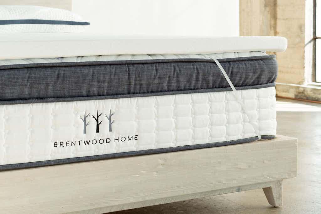 salton mattress topper
