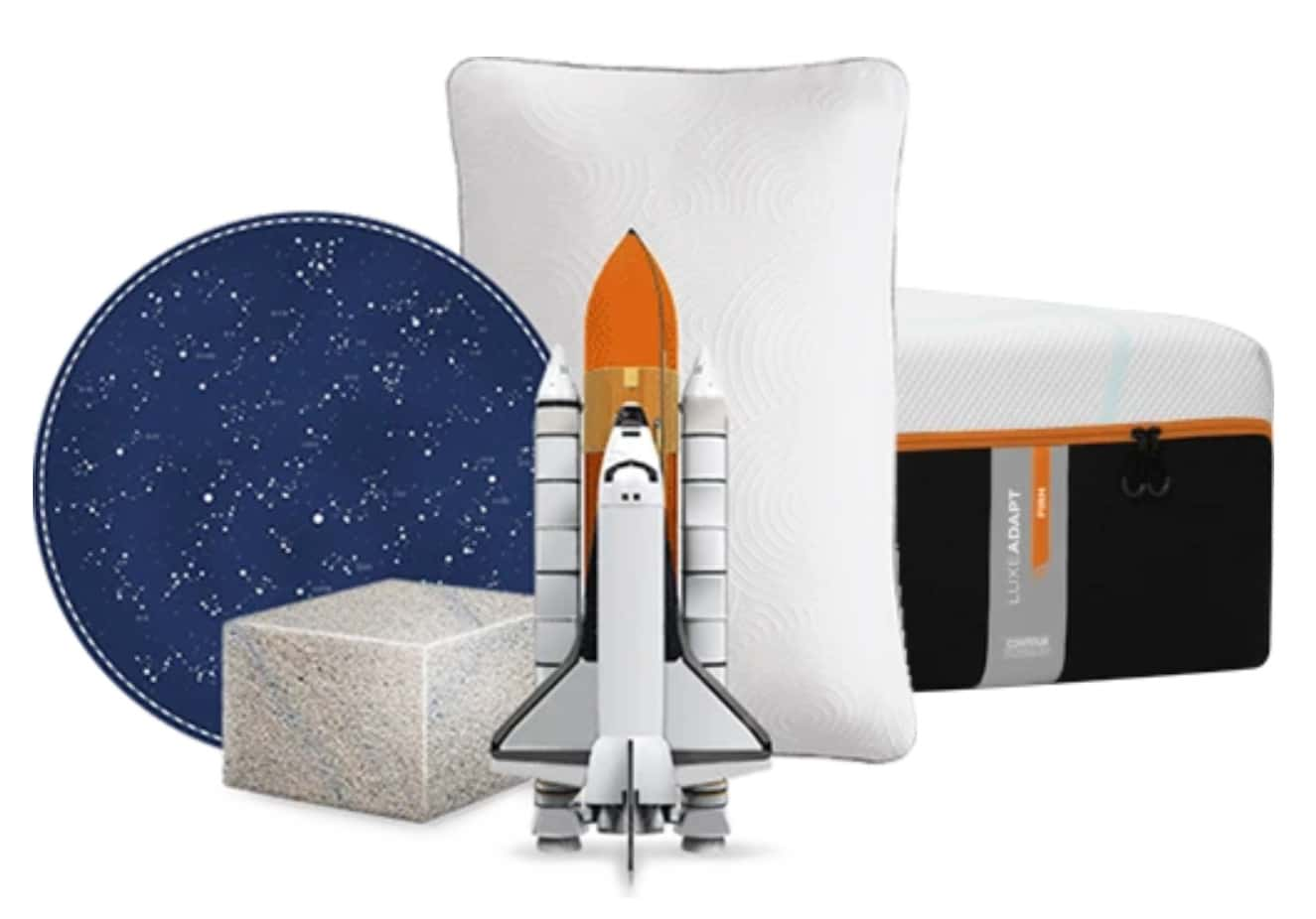 tempurpedic space materials