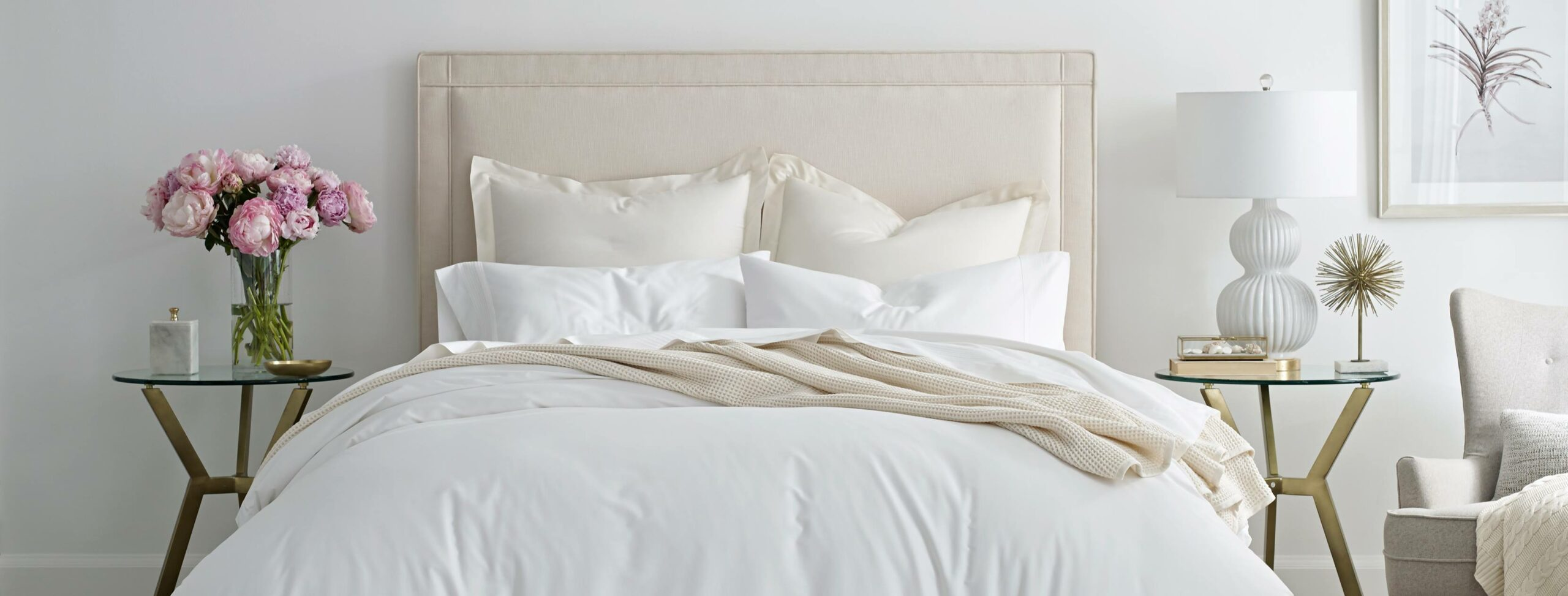 our sleep guide review over the boll and branch signature soft sheets