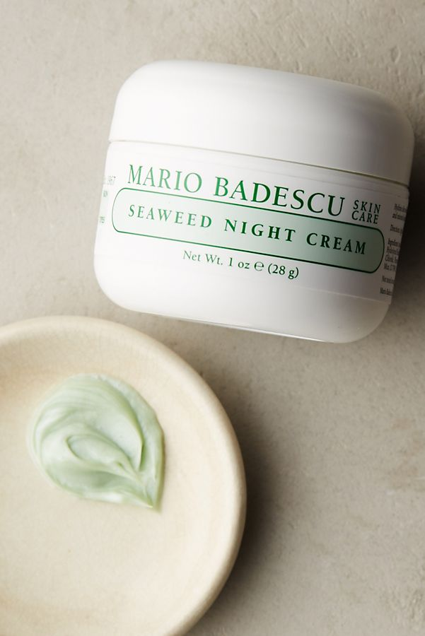 night cream to moisturize your skin while you sleep