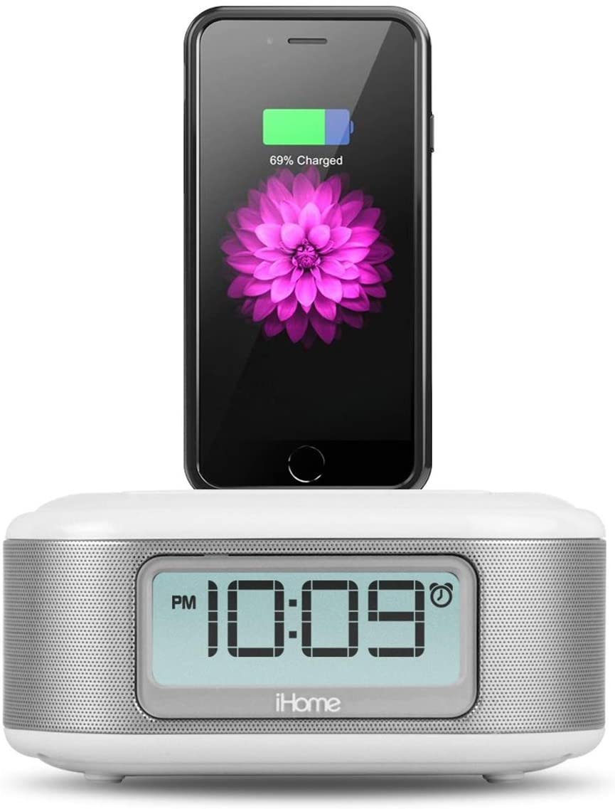 alarm clock speaker