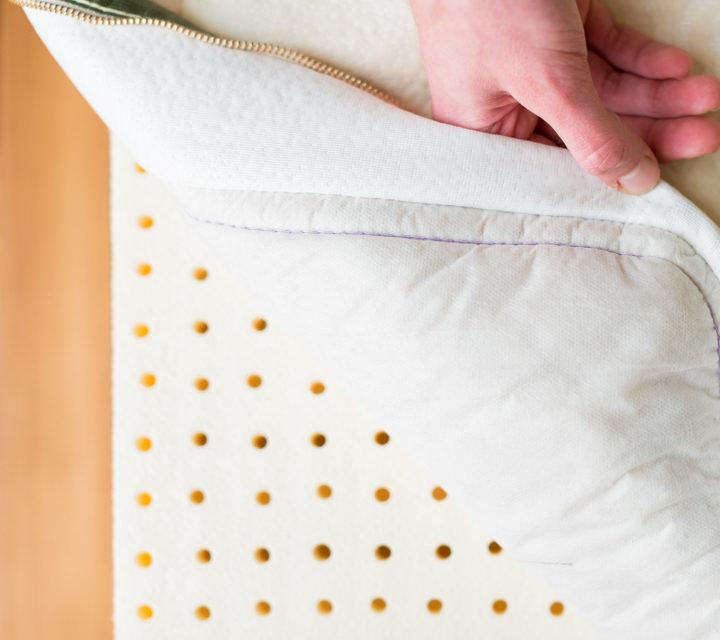 dunlop latex mattress