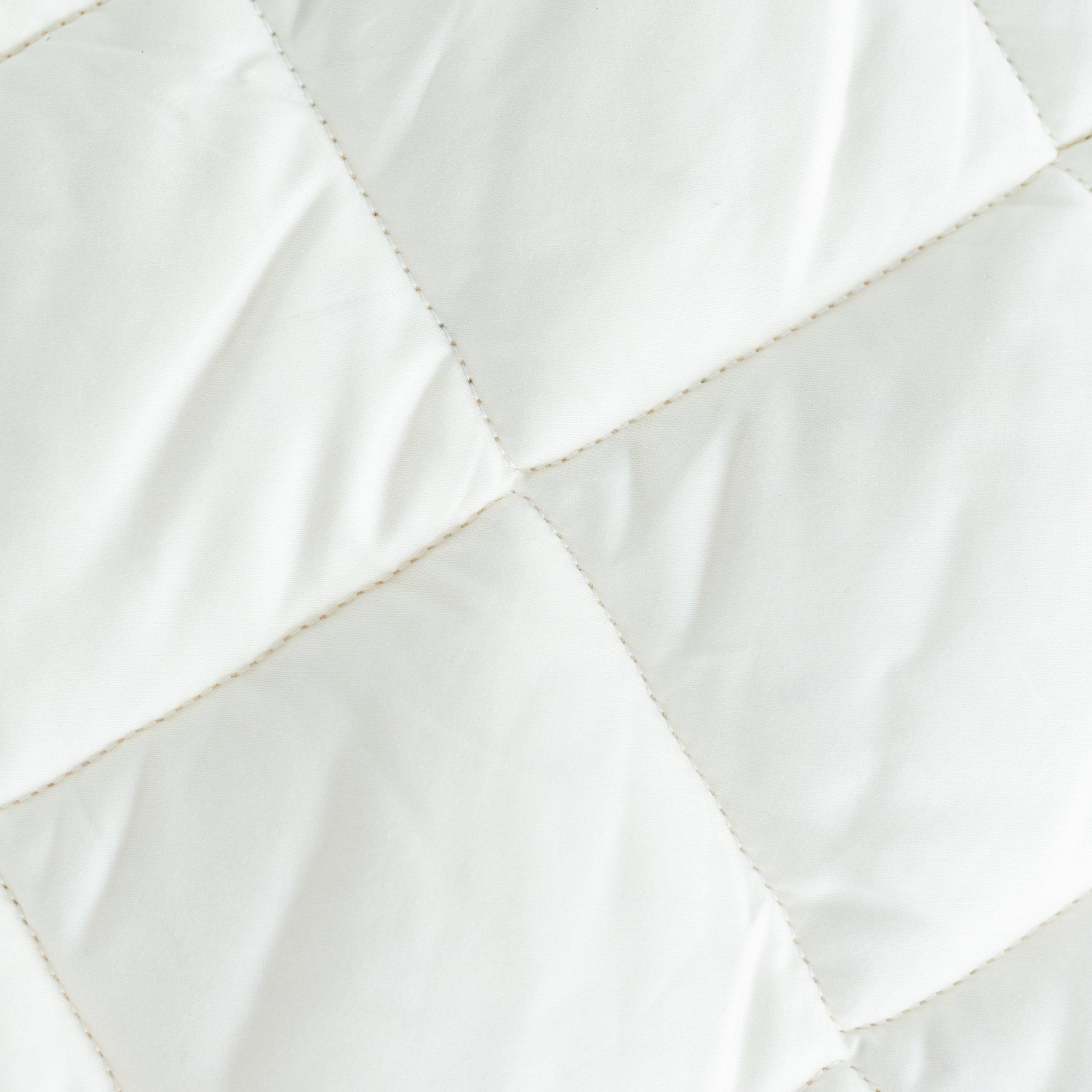 protective organic cotton mattress protector