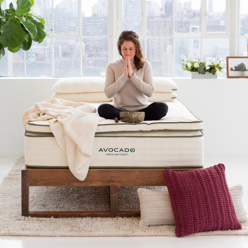 is the mattress topper from avocado comfortable?