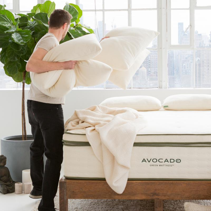 how to choose your avocado mattress topper