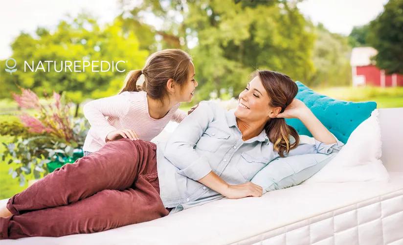 certified organic beds