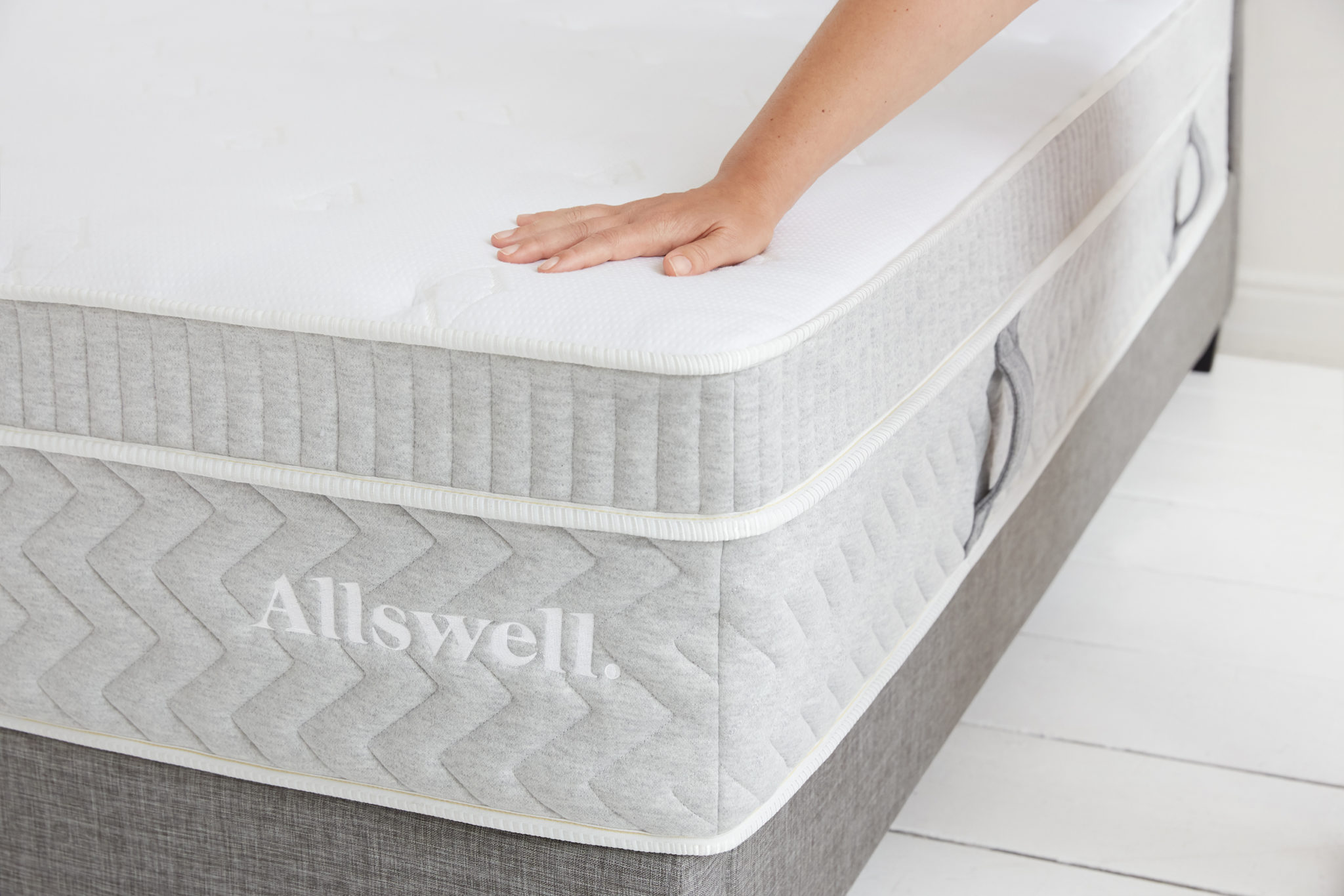 allswell supreme mattress side