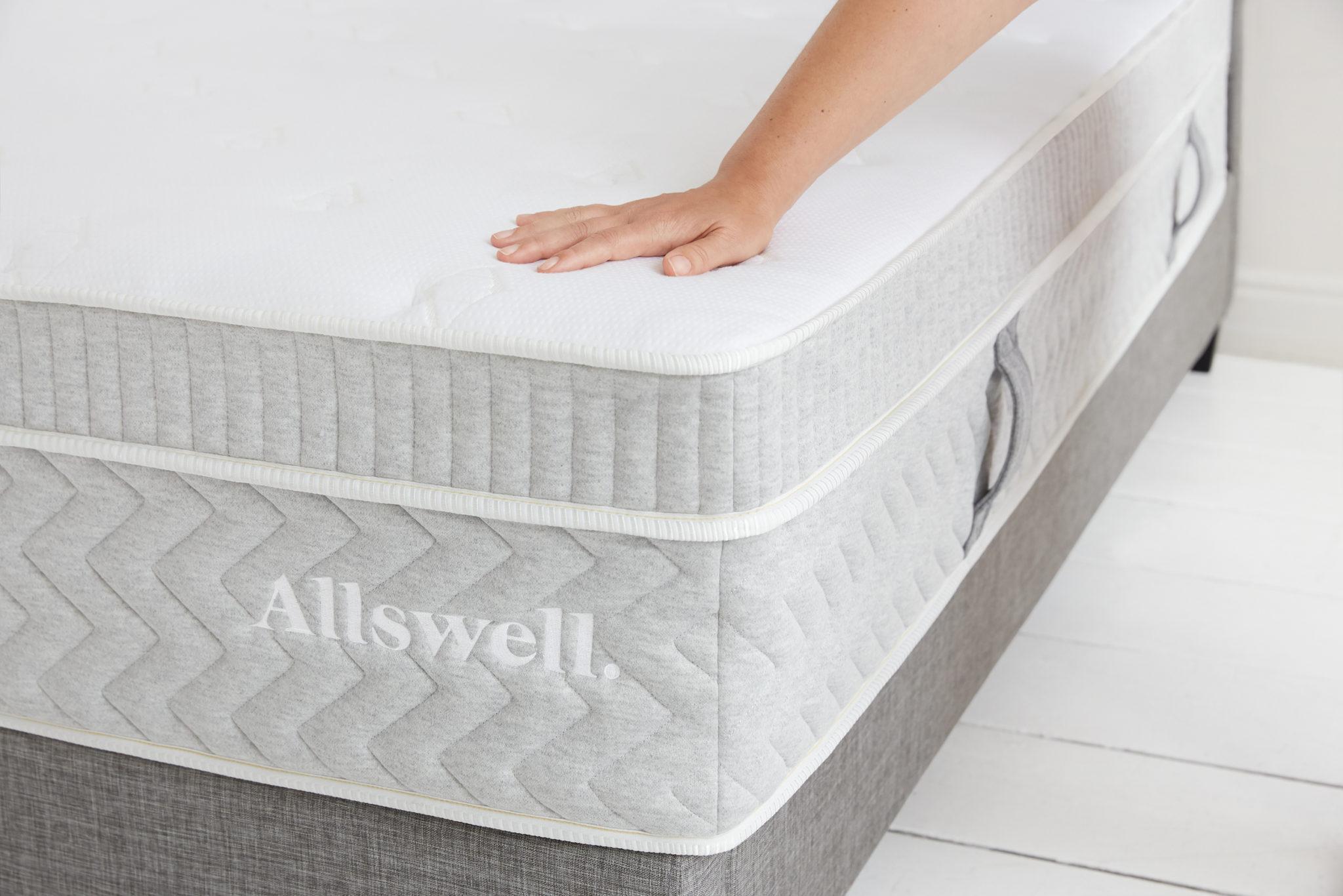 allswell supreme mattress side