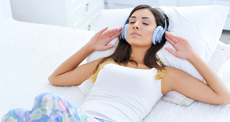 Music for Sleep: A Guide To Finding Soothing Sounds For Your Slumber
