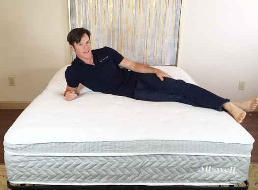 new allswell supreme mattress
