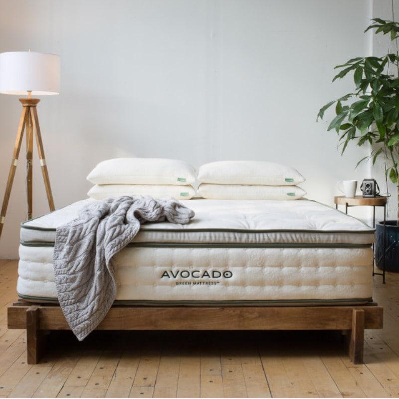 Avocado VS Birch mattress comparison