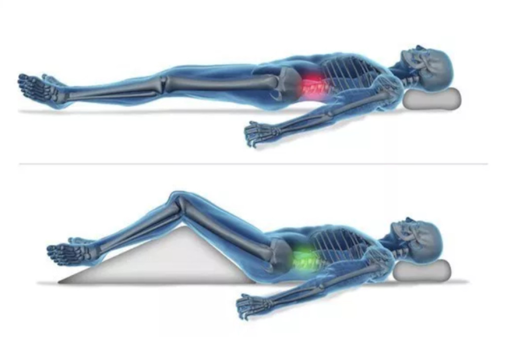 Proper Back Sleeping Posture
