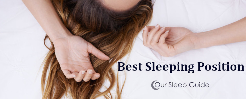 best sleep positions for better sleep