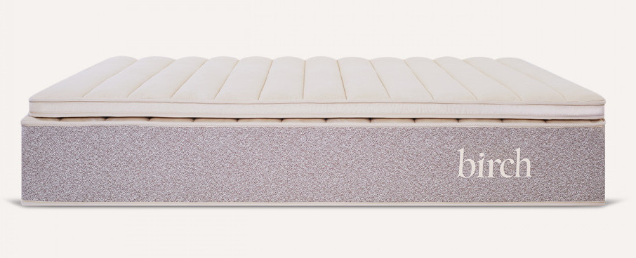 birch natural mattress topper very comfortable
