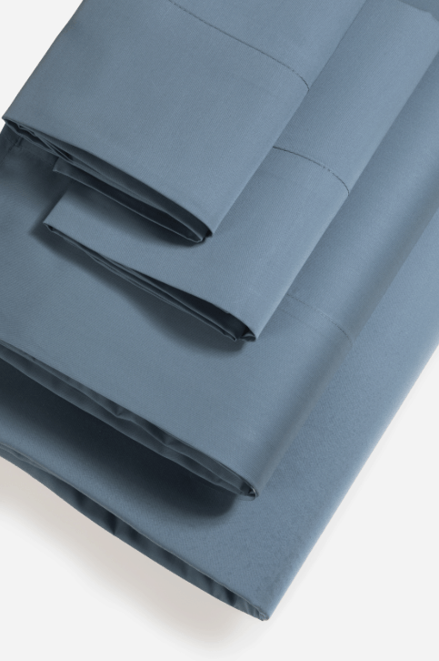 deep blue sheets