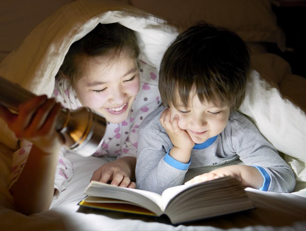 nighttime reading downfalls