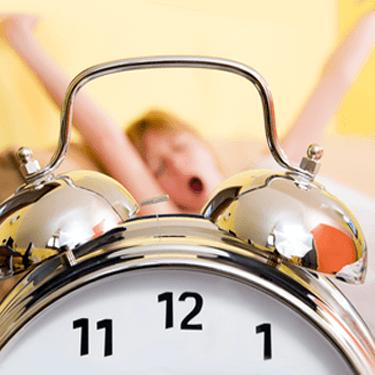 internal clock for sleeping
