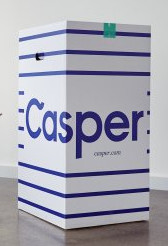 casper offer in home set up and delivery