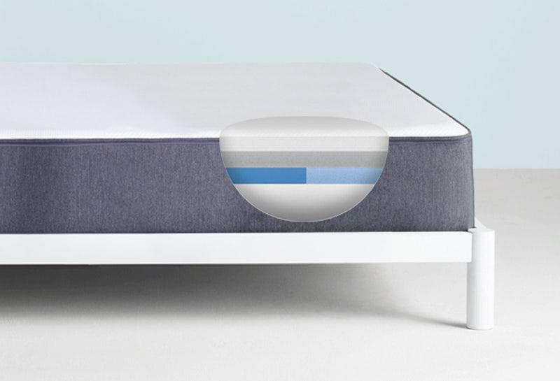 casper mattress materials