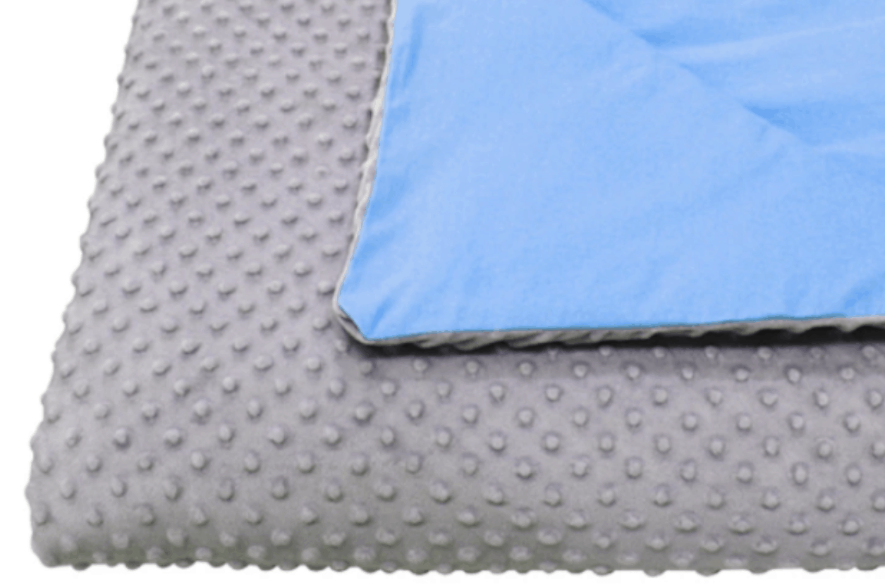 textured weighted blanket review