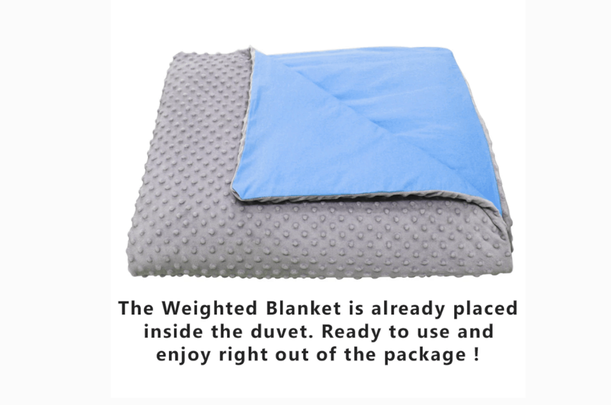 why you should get a weighted blanket