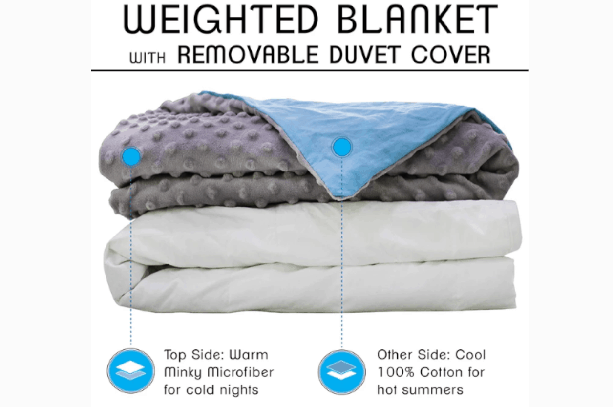 comfort weighted blanket