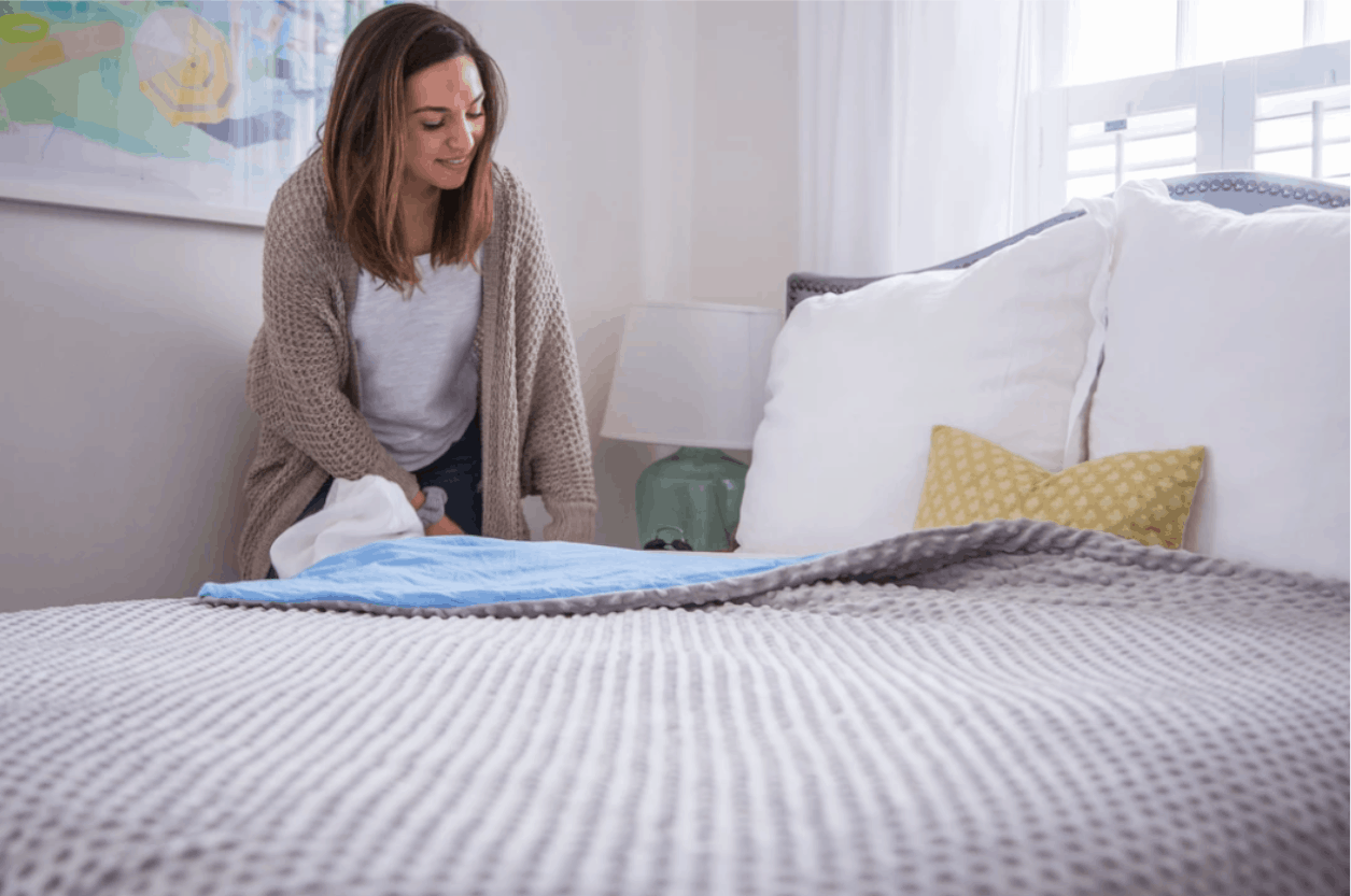 comfort weighted blanket review