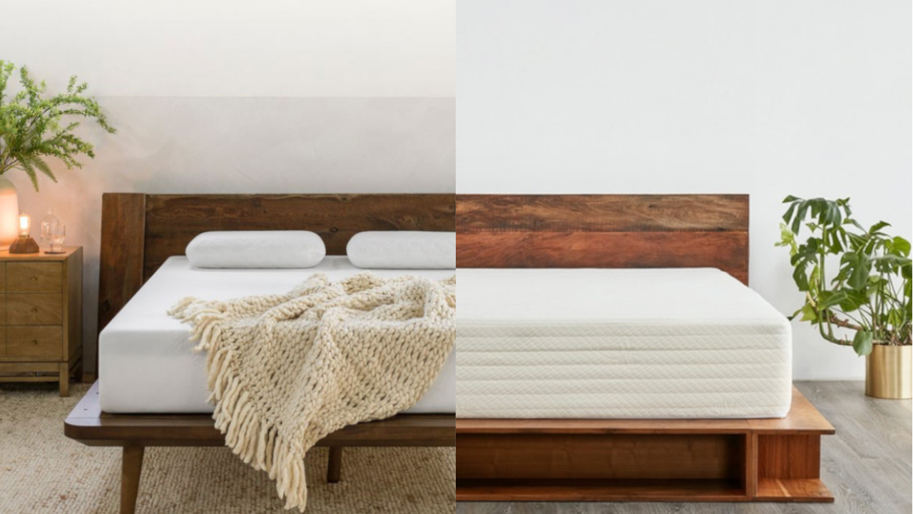 tuft and needle VS cypress bamboo comparison mattress review