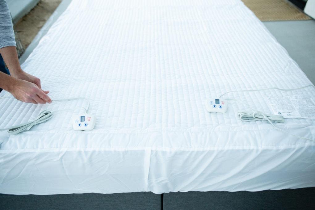 tochta electro warmth mattress pad