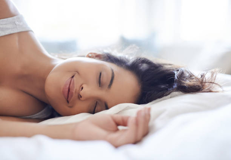 sleep better without back pain