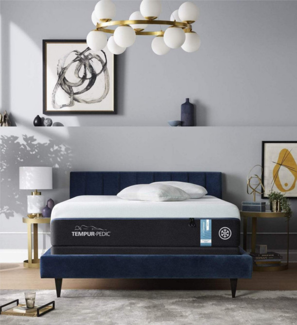 tempurpedic luxebreeze mattress