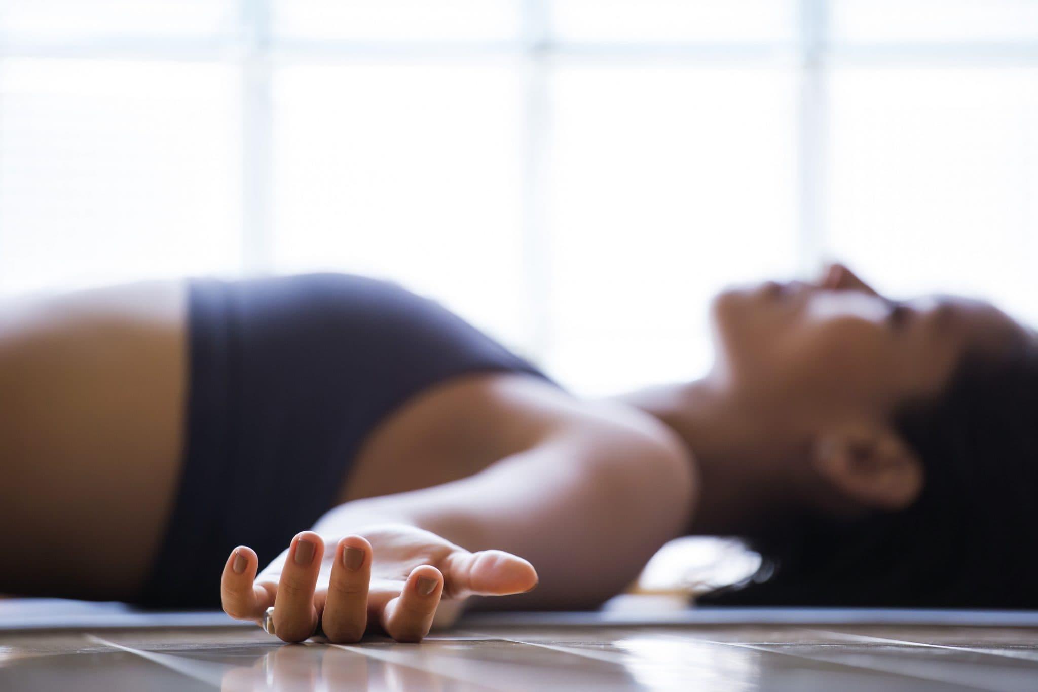 nidra yoga for sleep