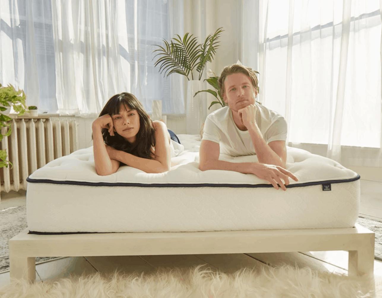 Gravitylux mattress by winkbeds