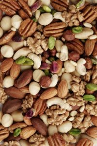 seeds and nuts are highly nutritious