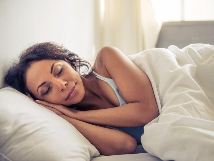organic routine for sleep