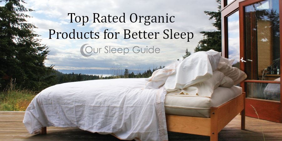 organic bedding products