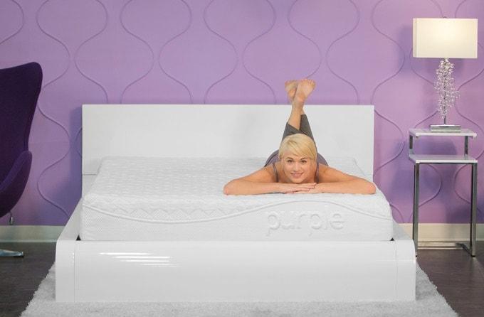 New Purple 2 3 4 Mattress vs Aurora Bedding