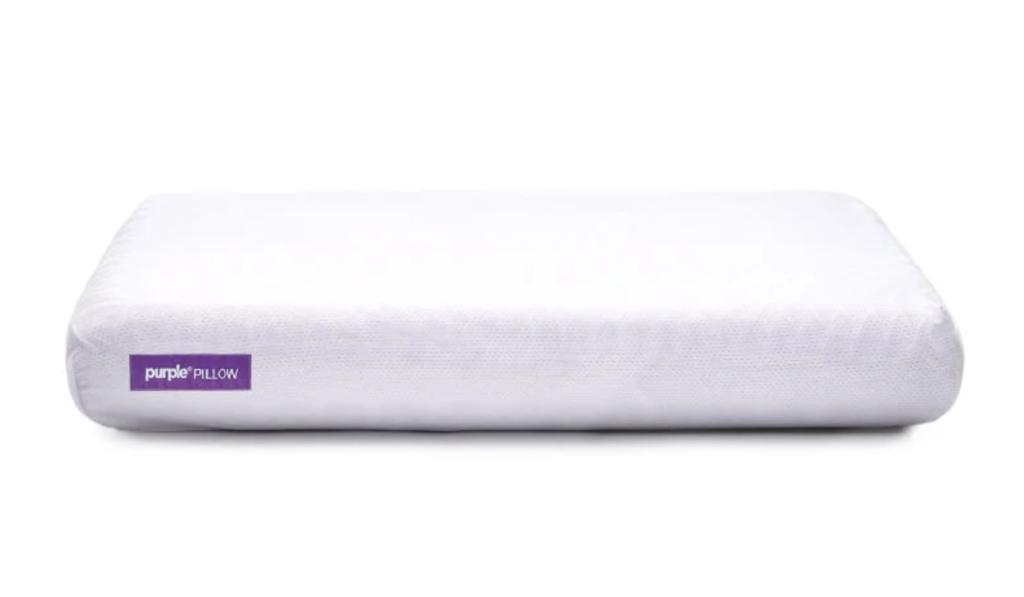 the purple pillow image