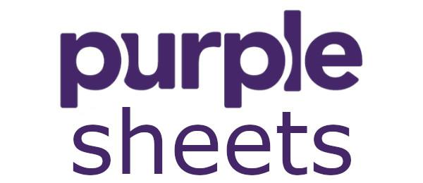 purple sheets review