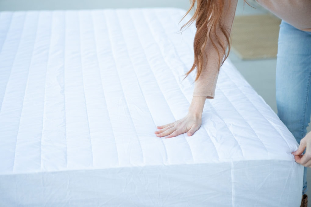 tochta quilted mattress pad