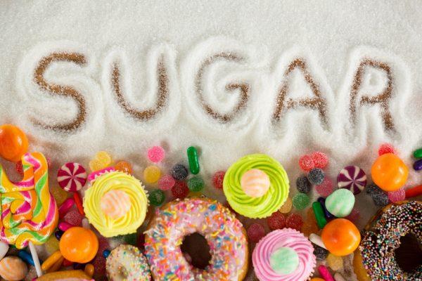 Sugar causes dips in energy