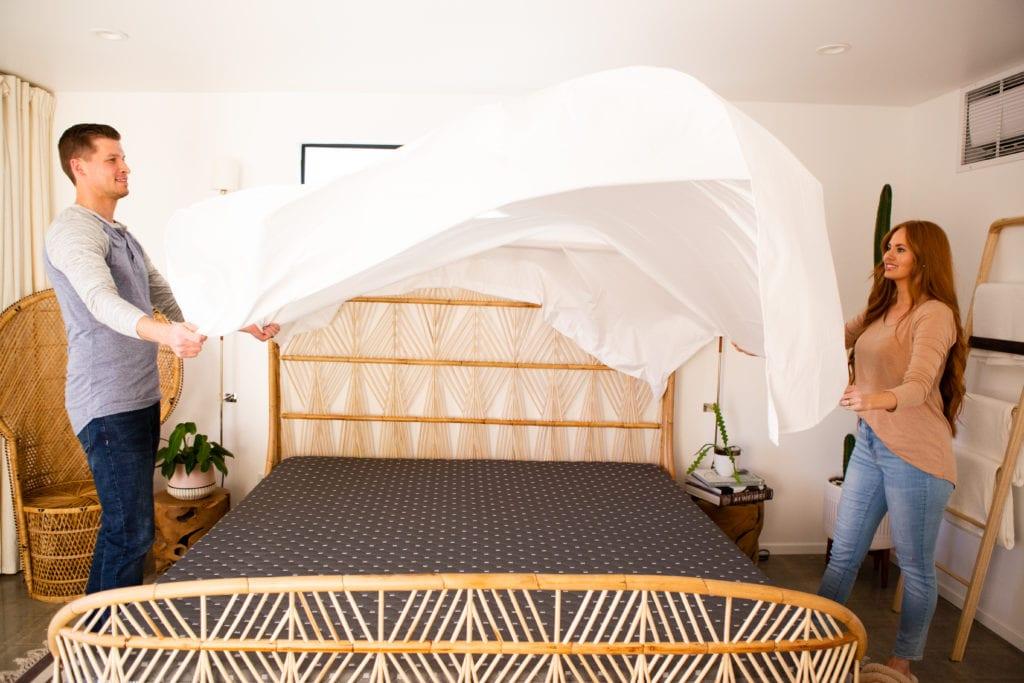 tochta custom mattress sheets