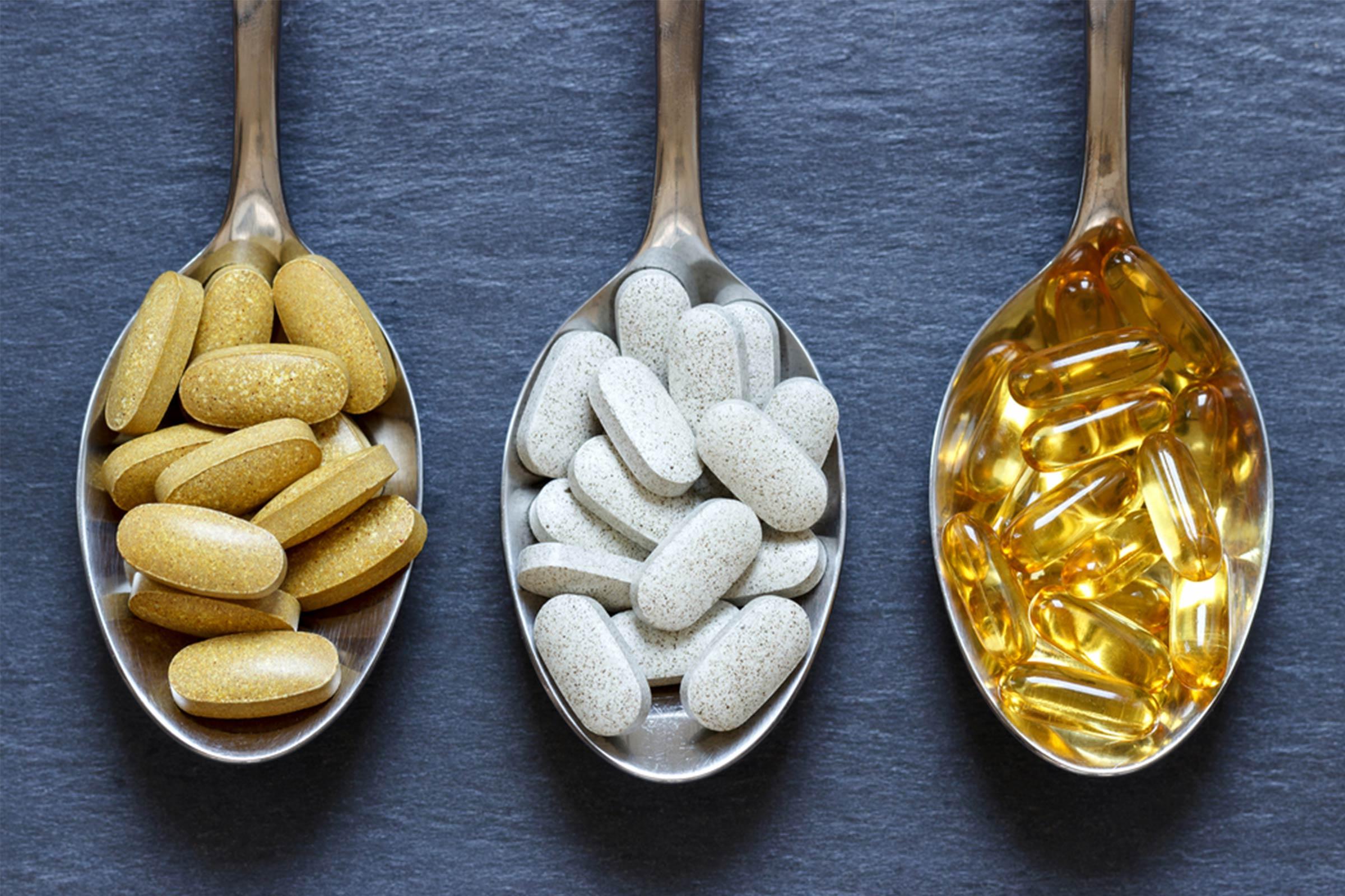 vitamins that help regulate energy levels