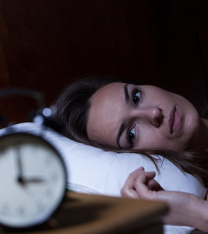 insomnia causing menopause symptoms